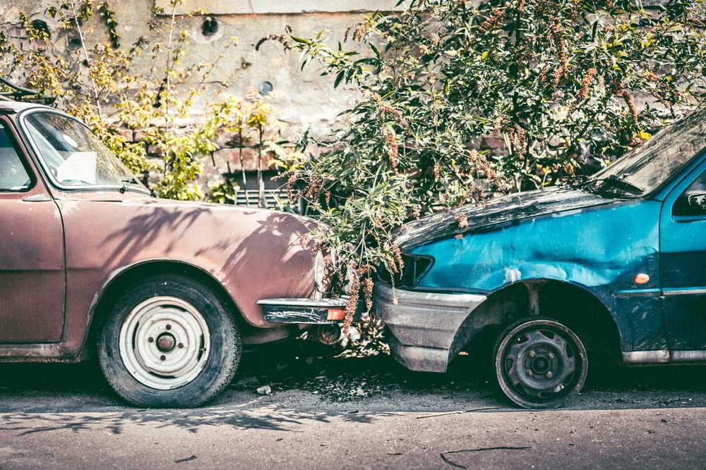 Sprzedaż starego auta
