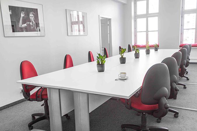 sala szkoleniowa IdeaPrestige we Wrocławiu