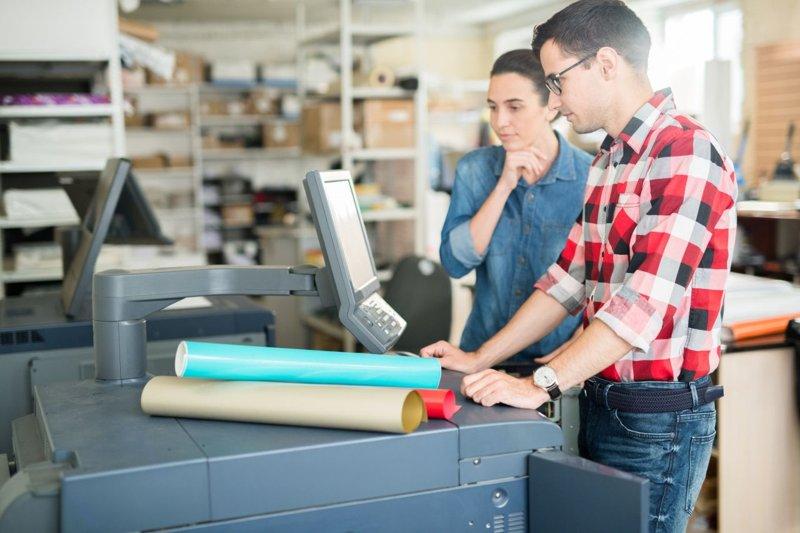 naprawa drukarek etykiet
